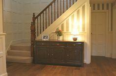 A Three Drawer Oak Dresser Base In Period Style From Our Berwick Semi DresserBespokePeriodDrawersRangeDining RoomsCustom