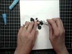 tutorial how to make autograph book