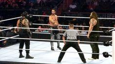 This Match is between Roman Reigns & Seth Rollins vs Samoa Joe & Bray Wyatt : WWE Raw, May 22 2017.   wwe backlash, wwe divas com, wwe divas forum, wwe forum, wwe latest news, wwe moves, wwe raw live stream, wwe raw online, wwe roster, wwe spoilers, wwe stock, Wwe Latest, Wwe Entertainment, Bray Wyatt, Seth Rollins, Wwe Divas, Roman Reigns