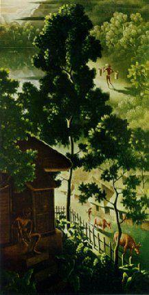 Walter Spies – Orientalist Painter of Magical Bali | 上り口説 Nubui Kuduchi