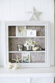 Paisley Box Shelf - traditional - wall shelves - Cox & Cox