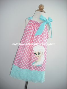 RESERVED LISTING FOR  Heather Huff  Elsa the by mycutebabystore1, $36.50
