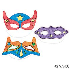 Color Your Own Super Hero Masks. The good samaritan is an every day superhero. Teach your kids that they can be one too by loving their neighbor and helping others.