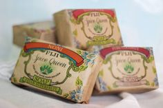 Fiji Noni Superfruit Soap by FijiSpiceQueen