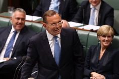 "Being governed by fools is not funny Tony Abbott smiles at the press gallery after calling Bill Shorten ""The Dr Goebbels of economic policy"". Tony Abbott smiles at the press gallery after calling B... https://winstonclose.wordpress.com/2015/03/20/being-governed-by-fools-is-not-funny-tony-abbott-smiles-at-the-press-gallery-after-calling-bill-shorten-the-dr-goebbels-of-economic-policy-tony-abbott-smiles-at-the-press-gallery-after-calling-b/"