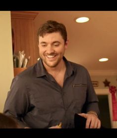 Chris Young  love love love the dimples