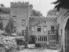 CH rear court of Briggs Estate Cleveland Historical