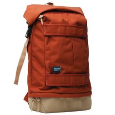 Gravis Metro 2 Xl Backpack - Rust