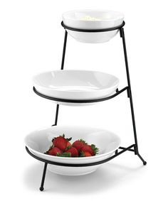 Three-Tier Round Bowl Set | Daily deals for moms, babies and kids