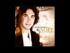 Josh Groban, very best version of Little Drummer Boy