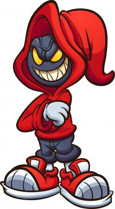 graffiti art Evil Hooded Character by memoangeles Graffiti Doodles, Graffiti Cartoons, Dope Cartoons, Graffiti Drawing, Is Graffiti Art, Graffiti Tattoo, Cartoon Kunst, Dope Cartoon Art, Cartoon Drawings