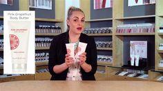 Merle Norman Cosmetics - Pink Grapefruit Sugar Scrub & Body Butter Our Pink Grapefruit Sugar Scrub won a SELF Magazine Healthy Beauty Award! Skin Tips, Skin Care Tips, Lemon Body Scrubs, Beauty Awards, Pink Grapefruit, Healthy Beauty, Young And Beautiful, Skin Care Regimen, Body Butter