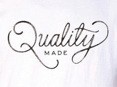 Quality Made by Ramzy Masri