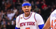Carmelo Anthony, Ron Baker lead Knicks rally in win over Bucks