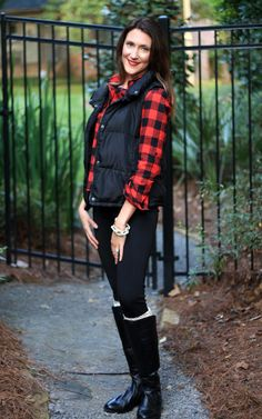 GroopDealz | Thick Ponte Skinny Leggings - 2 Colors! #groopdealz #leggings #fallfashion