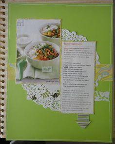 Time to Create ...: Smash Book Recipes