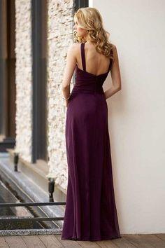 Jasmine Bridal -> Bridesmaids -> Belsoie -> Belsoie Tiffany Chiffon -> Floor -> L2063