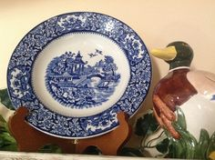 www.maisonvogue.net/home/-history-and-fable-of-the-famous-english-willow-pattern