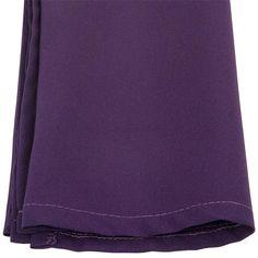 Purple Serviette