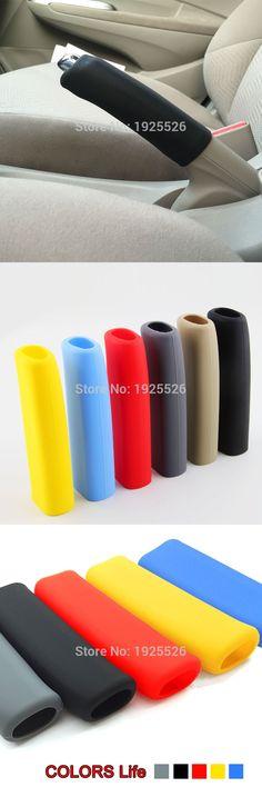 Silicone handbrake cover car accessories for Volvo V90 V40 S90 S80 S40 V60 V70 S60 XC90 XC60 XC70 C70 C30