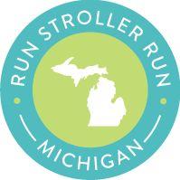 Stroller friendly races in Michigan #strollerrunner #stroller #running #michigan