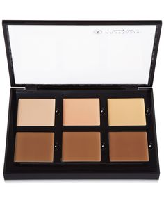 Anastasia Beverly Hills Contour Cream Kit has 6 shades for creating your perfect beauty look. Plus, a creamy finish boasts natural-looking appeal.