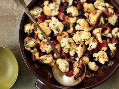 ... Pecorino, Grated Egg, and Pine Nuts | Recipe | Cauliflower Pasta, Pine