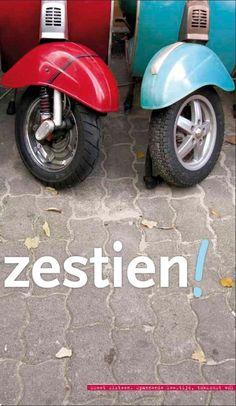 Zestien! Relatieperiodiek R ter ere van ... 16-jarig bestaan. Hebben? Stuur mailtje naar rr@ravestein-zwart.nl    http://www.ravestein-zwart.nl/blog/6-blog/456-het-verhaal-van-ons-relatieperiodiek-zestien.html