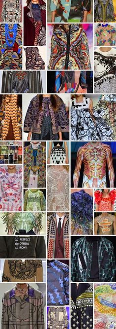 patternprints journal: MONTHLY VISUAL INDEX - MARCH 2015