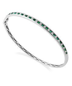 Sheldon Bloomfield are a small family run business who supply fine jewellery to the top end of the independent jewellery market. Diamond Bangle, Bangles, Bracelets, Emerald, Fine Jewelry, Jewels, Bijoux, Emeralds, Gemstones
