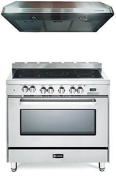 smooth top electric range