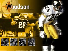 My All time Steelers Defensive team # 26 CB Rod Woodson