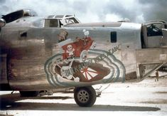 "B-24D "" BUCK BENNY RIDES AGAIN ! """