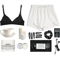 """""""Another 10 minutes"""" by cigerett on Polyvore"""