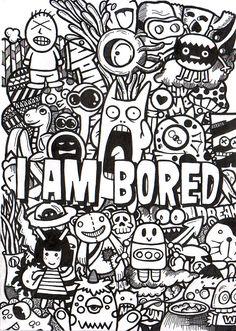 Deviantart drawing cartoon characters, cartoon faces, character drawing, ca Cute Doodle Art, Doodle Art Designs, Doodle Art Drawing, Cute Doodles, Art Drawings Sketches, Cute Drawings, Drawing Ideas, Doodle Art Letters, Drawing Stuff