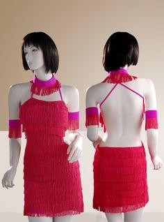 Latin Dress L027
