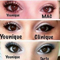 Mac, Clinique and Tarte doesn't even stand a chance to Younique!  Only $35CAD for amazing lashes!  Our 3D fiber Moodstruck Mascara can be found clicking here!