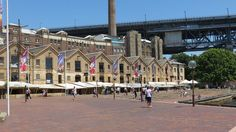Sydney Cove, Sydney Harbour, New South Wales, Australia. (Creative Commons by Bob Linsdell, Flickr)