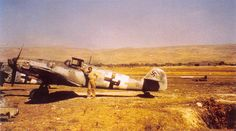 Bf-109G6-6.JG53-(Y7+-)-WNr-18068-Sicily-1943-01 - WAR HISTORY ONLINE