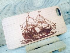 Pirate ship iPhone 5 6 6s & 6Plus AND Samsung Galaxy by EliCases