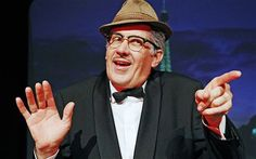 Count Arthur Strong: 'Just a bonkers old bloke'