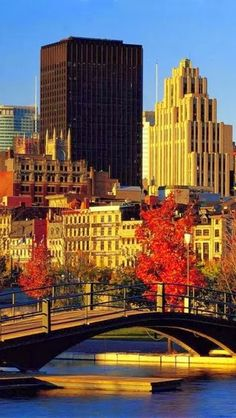 Montreal - Canada, America do Norte Quebec Montreal, Montreal Ville, Quebec City, Ottawa, Places To Travel, Places To See, Travel Destinations, O Canada, Canada Travel