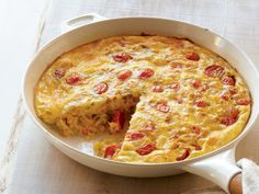 Sweet Corn Frittata http://www.prevention.com/food/healthy-recipes/31-healing-recipes-you-cant-live-without/sweet-corn-frittata
