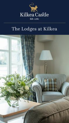 Enjoy Kilkea Castle at your own pace and book a room in our Lodges overlooking the impressive Golf Course with the majesty of the Castle as your backdrop. The Lodges at Kilkea Castle are the perfect retreat for families, friends and golfing groups. Lodge Bedroom, Castle Bedroom, Castle Hotels In Ireland, Castles In Ireland, Fairytale Weddings, 12th Century, Lodges, Families, Backdrops