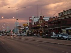 Kalgoorlie Main Street