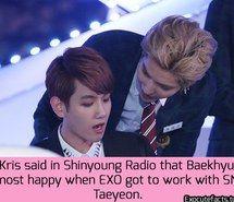 Baekhyun taeyeon dating kiss goodbye