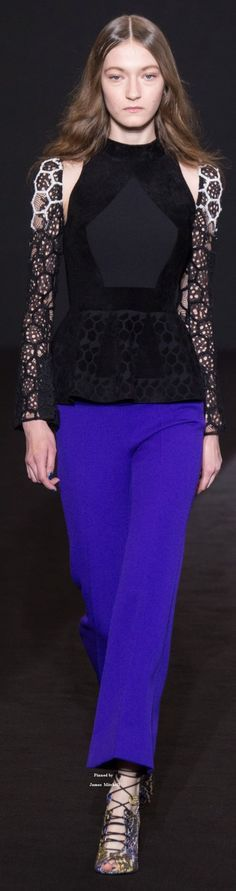 Roland Mouret Collections Fall 2016 collection|James Mitchell|❀✼❀
