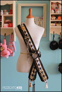 Royal Echarpe - Complete Custom from Pizzicato Kei on Storenvy