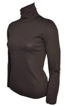 Gorgeous Ladies Polo Neck Jumper, Ladies Jumper, Ladies Top, in Black, Size 4-6 Fashion Victim. $19.99