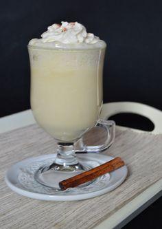 Citromhab: Fehér forró csokoládé